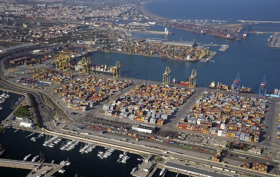 Valencia será uno de los ocho puertos de entrada a España en la desescalada