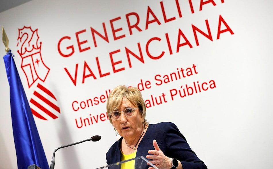 La cifra de positivos en la Comunitat Valenciana se eleva a 726 y 22 fallecidos