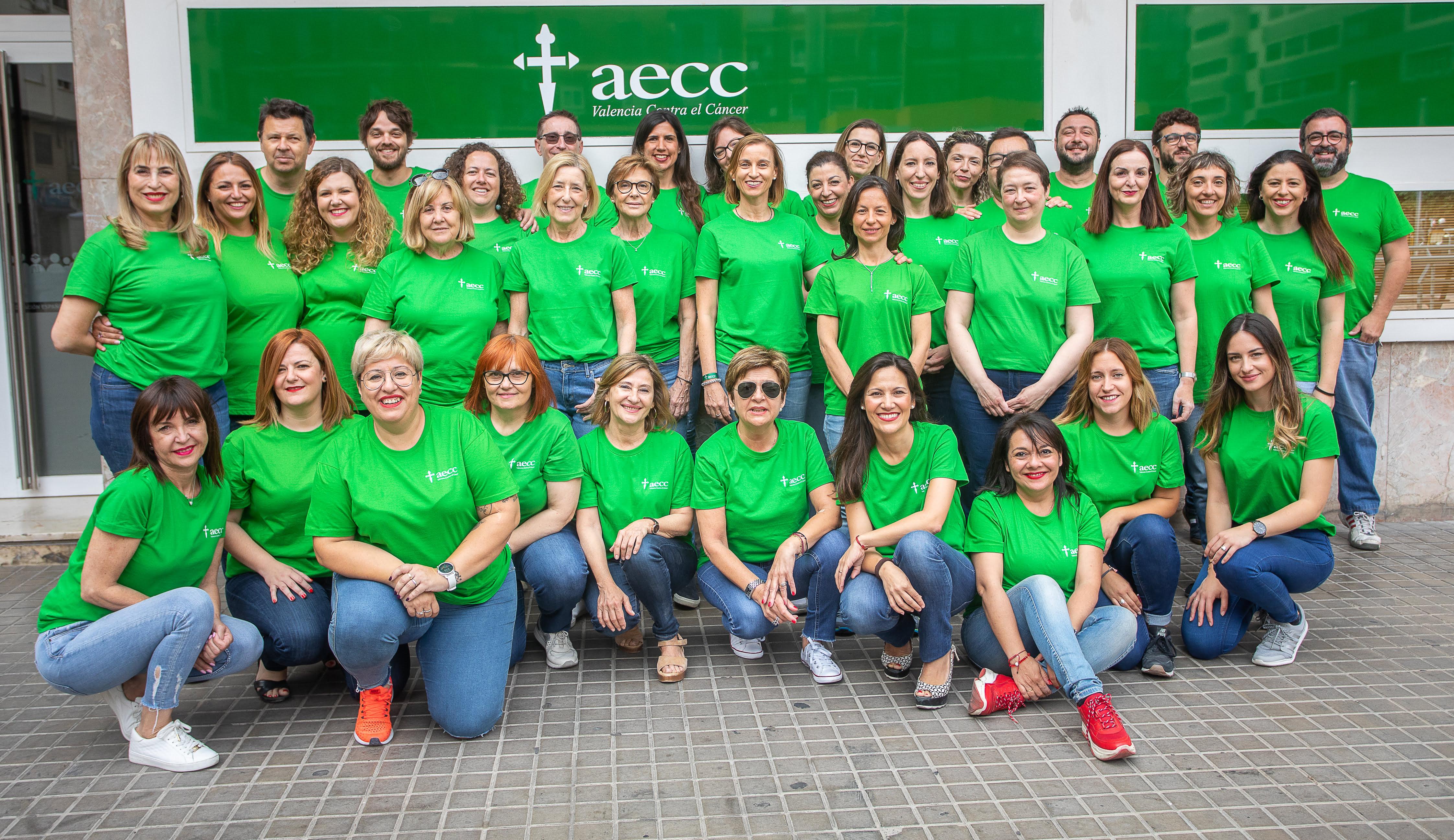 AECC Valencia atiende de forma online a los pacientes durante el confinamiento