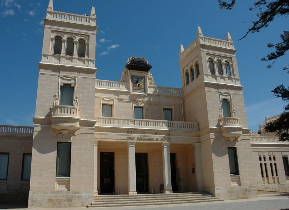 Imagen destacada La Diputacion de Alicante cierra al público el MARQ, el Mubag y el Instituto Gil-Albert