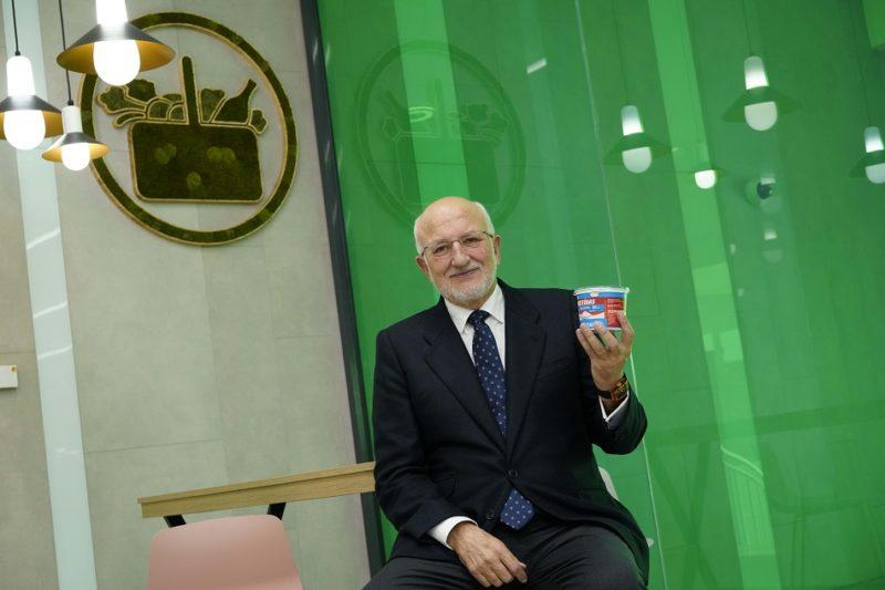 Juan Roig presidente de la cadena de supermercados Mercadona