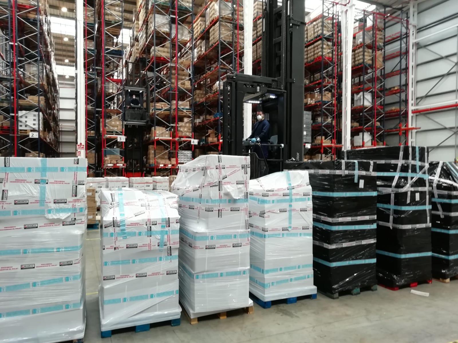 Imagen destacada Miarco dona 12.000 mascarillas y 125.000 guantes a hospitales valencianos