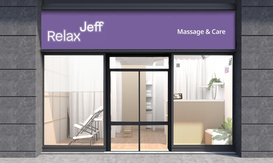 Imagen destacada Jeff lanza su nueva línea de negocio: Relax Jeff