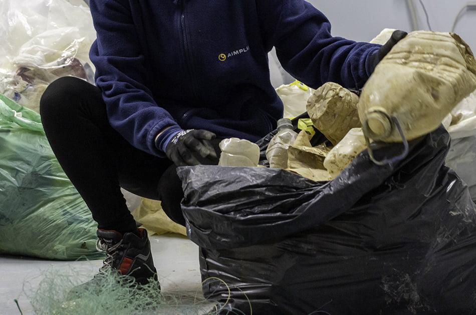 Imagen destacada RepescaPlas completa su segundo año con 5.000 kilos de basura recuperados