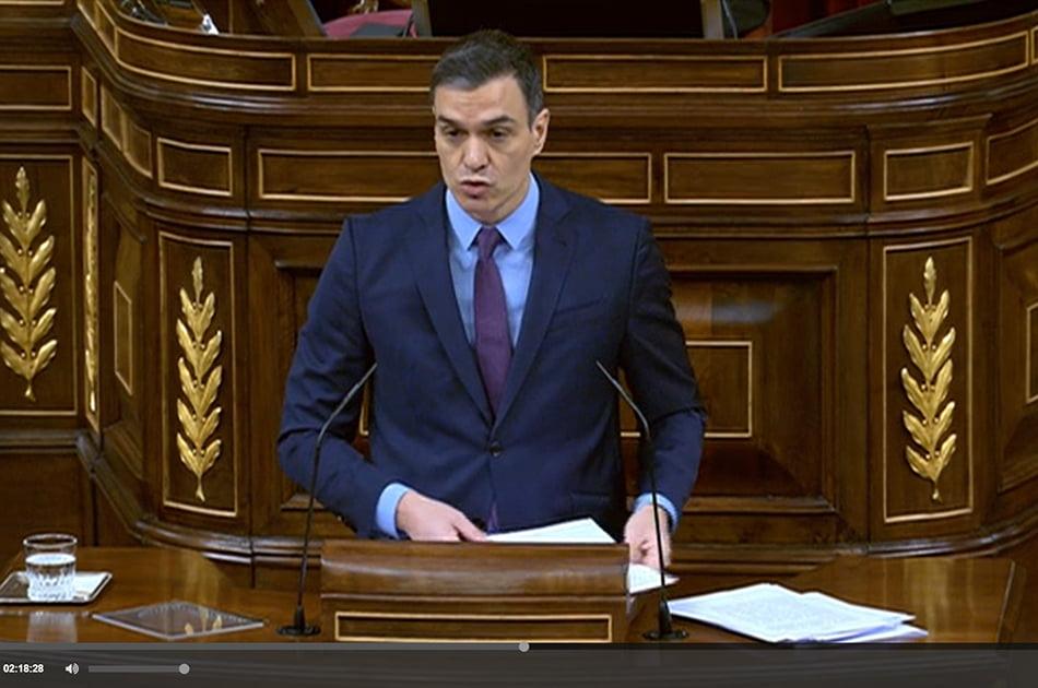 """Sánchez presentará unos Presupuestos """"extrasociales"""" superado el coronavirus"""