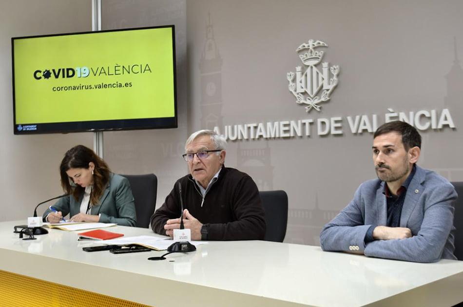 València abre mañana el plazo para solicitar las ayudas para pymes y autónomos