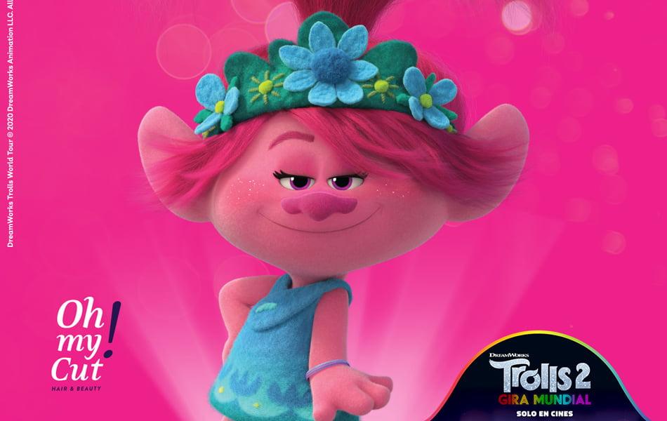 Imagen destacada Oh My Cut! se une a Universal Pictures para promocionar Trolls 2