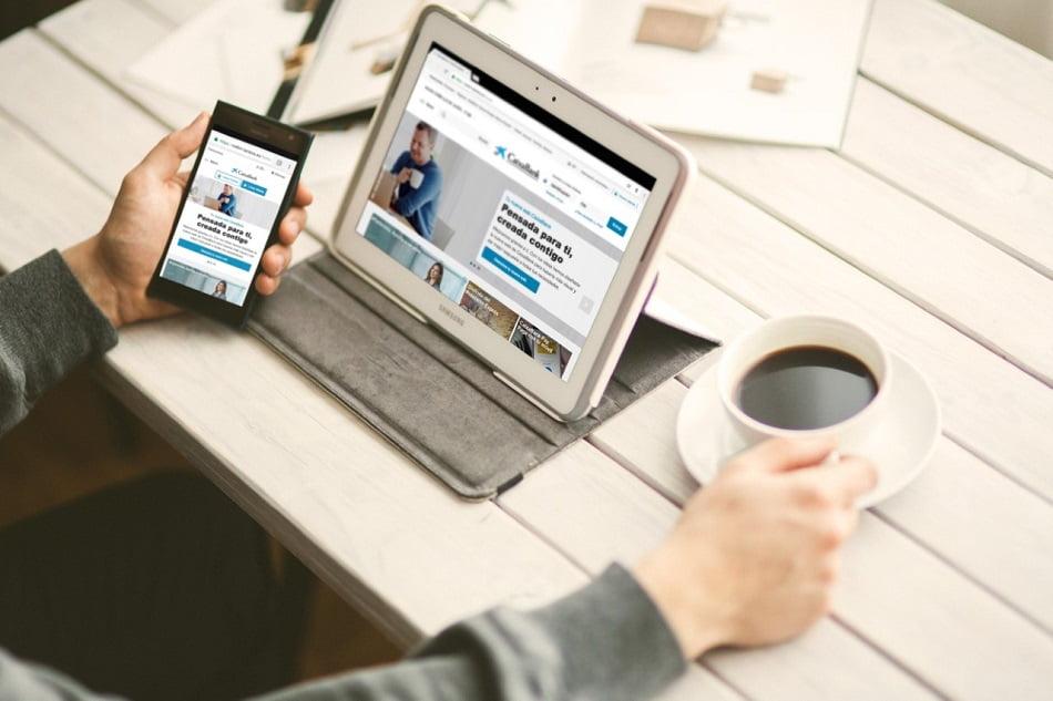CaixaBank activa el voluntariado online para apoyar a los colectivos más vulnerables