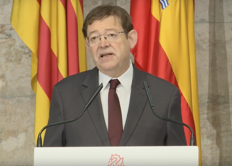 La Generalitat espera recibir 600 millones del Gobierno para pagar a proveedores