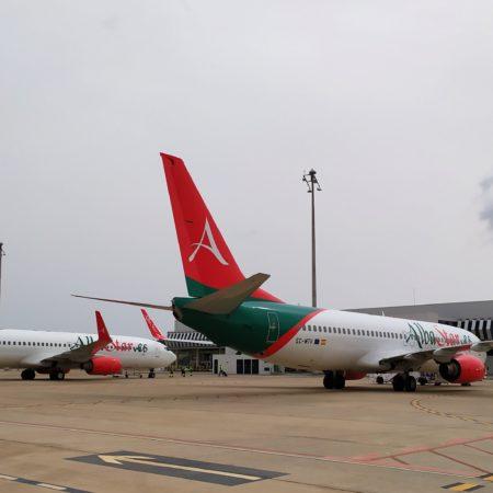 el-aeropuerto-de-castellon-se -reinventa-y-sirve-de-parking-a-24-aeronaves