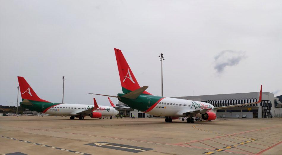 El aeropuerto de Castellón se reinventa y sirve como parking para 24 aeronaves