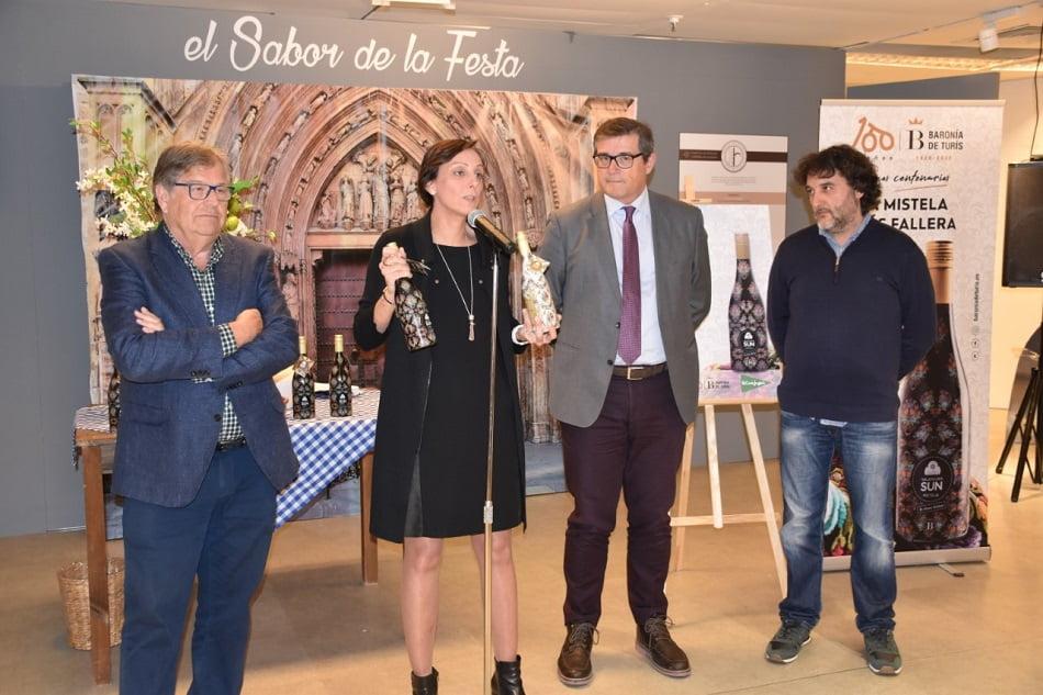 Imagen destacada La Baronía de Turís presenta su Mistela ValencianSun 2020