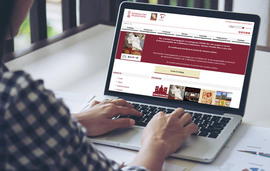 Imagen destacada La Biblioteca Valenciana ofrece talleres de escritura creativa para personas adultas