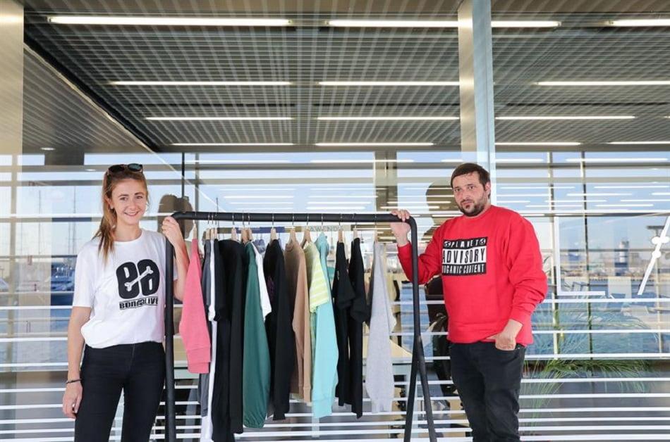 Imagen destacada Bonealive, ropa ecológica en pleno boom contra el cambio climático