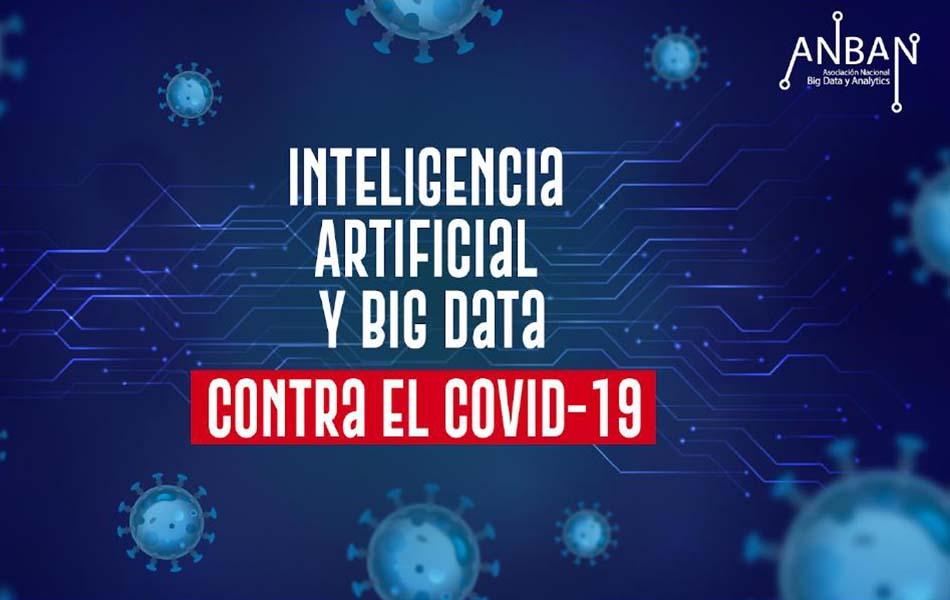 Anban organiza su primer congreso online sobre IA y Big Data contra la COVID-19