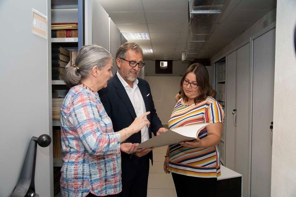 Imagen destacada La Diputación de Castellón subvencionará con 25.000 euros a la Fundación Max Aub de Segorbe