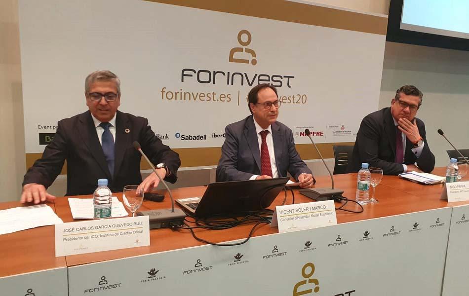 Vicent Soler mira hacia las estrategias de 'competitividad' con el coronavirus