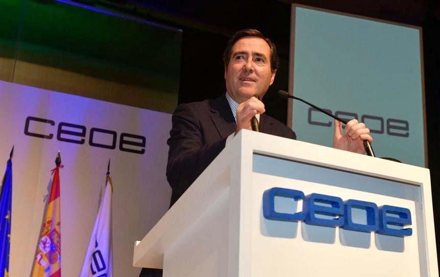 Imagen destacada CEOE y Cepyme muestran su rechazo al acuerdo para derogar la reforma laboral