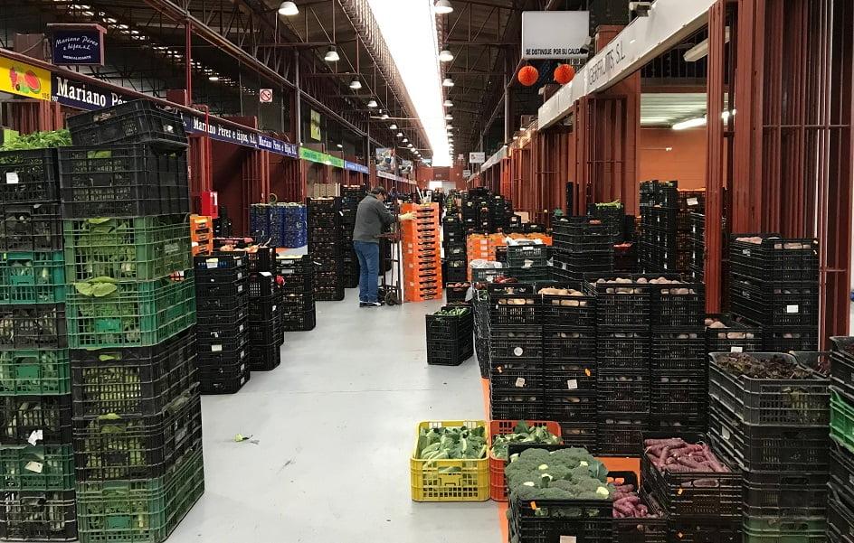 La comercialización de mercancías en Mercalicante sube un 6,11% hasta agosto