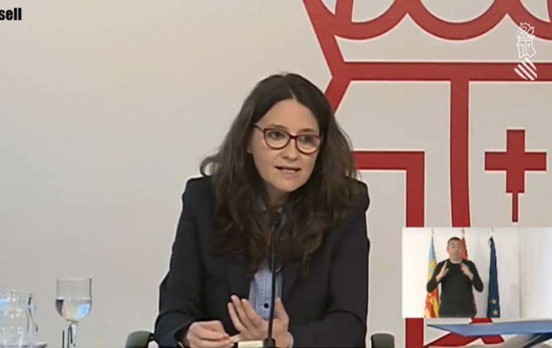 El Consell ayudará con 750 y 1.500 euros a los autónomos afectados por el Covid-19