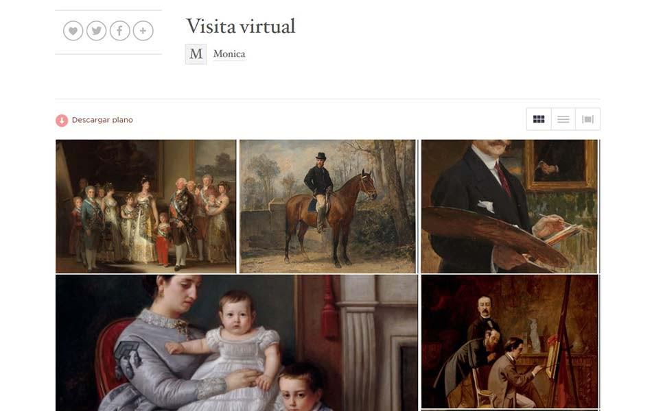 Imagen destacada Visitas virtuales: cinco opciones culturales para quedarse en casa