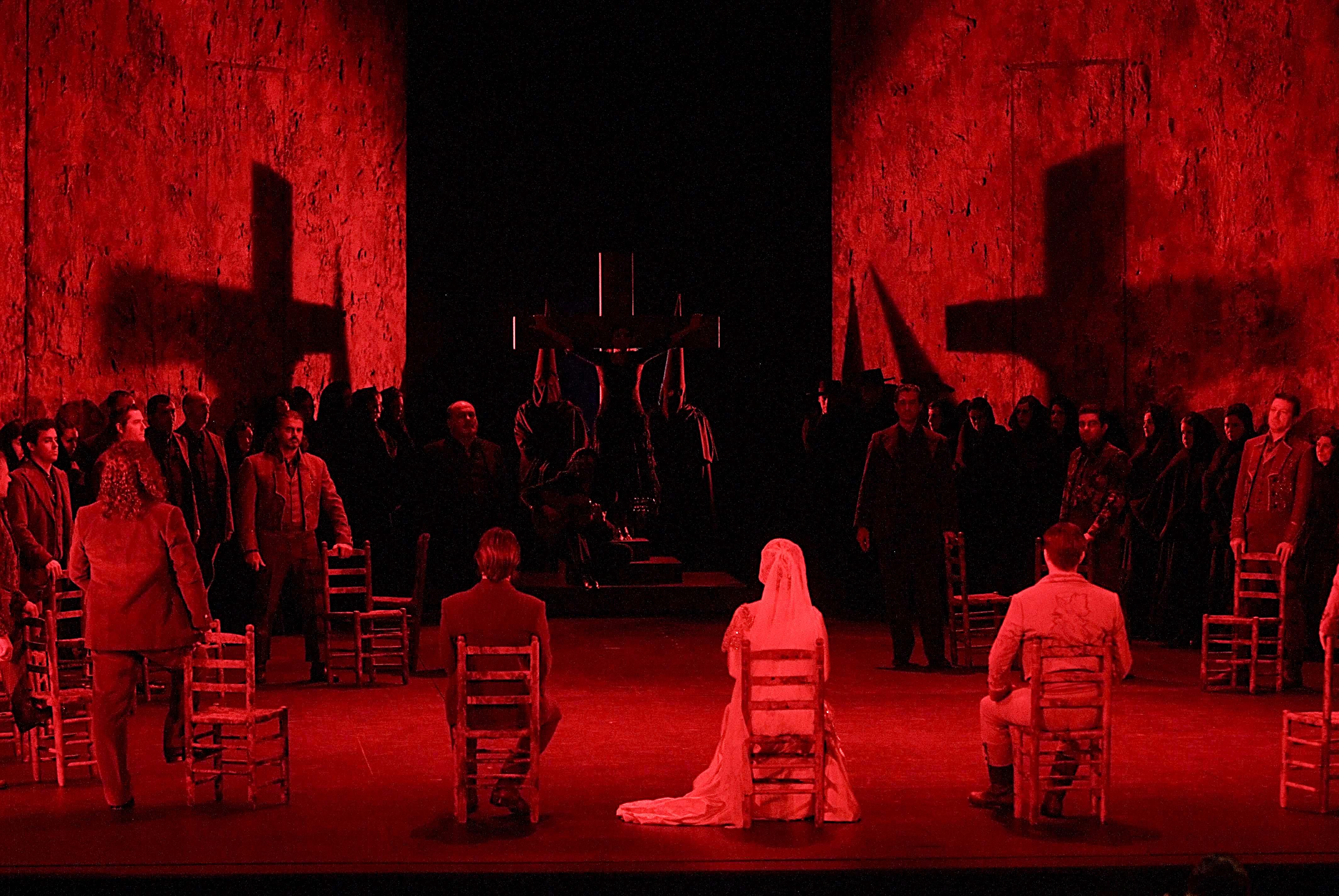 Les Arts inicia su tercera semana de ópera en línea con 'La vida breve'