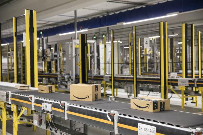 Las exportaciones de las pymes valencianas en Amazon superan los 75 millones