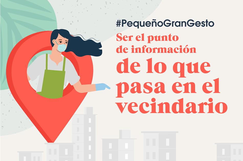 Confecomerç CV pone en valor el comercio con la campaña #PequeñoGranGesto