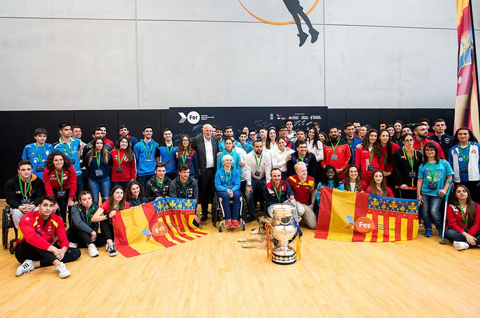 Imagen destacada Juan Roig dobla la inversión en Proyecto FER para motivar a los deportistas