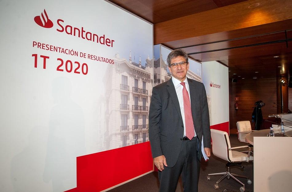 Imagen destacada Santander concede más de mil millones en créditos al día y espera aumento hasta junio