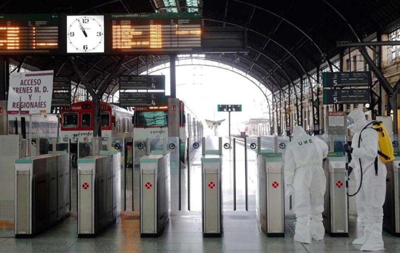 Renfe implanta billete personalizado para poder contactar con los viajeros
