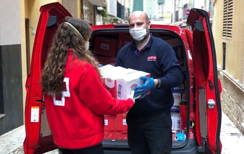 Grefusa se suma al Plan Cruz Roja Responde en Valencia y estudia ampliar a otras zonas