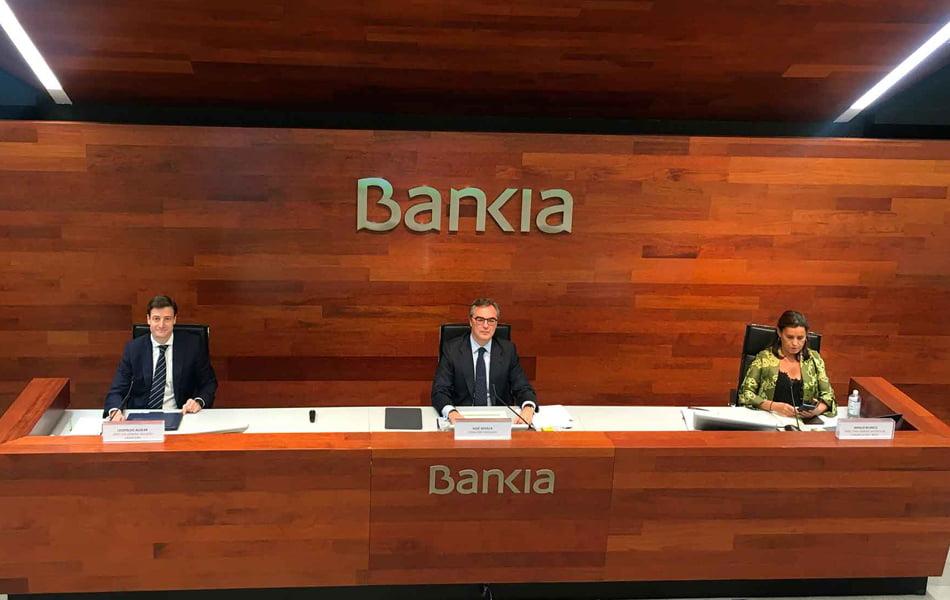 La CNMV autoriza la cesión de la depositaría de fondos de Bankia a Cecabank