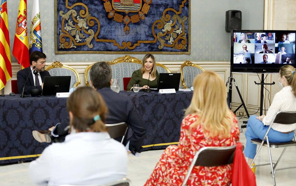 Imagen destacada Nace Alicante Segura, iniciativa para garantizar la seguridad de los turistas