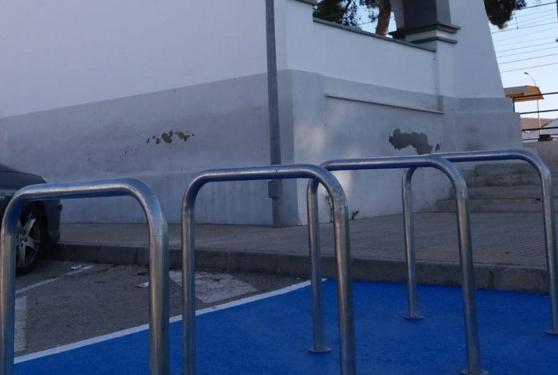 La Generalitat pone en servicio aparcabicis en cinco estaciones de Metrovalencia