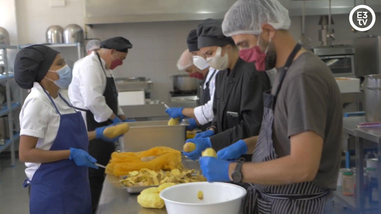 Balance de la iniciativa Alicante Gastronómica Solidaria