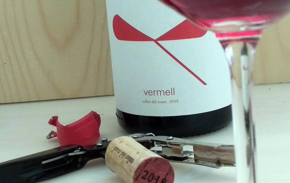 Imagen destacada Vermell 2018 de Celler del Roure (DOP Valencia)