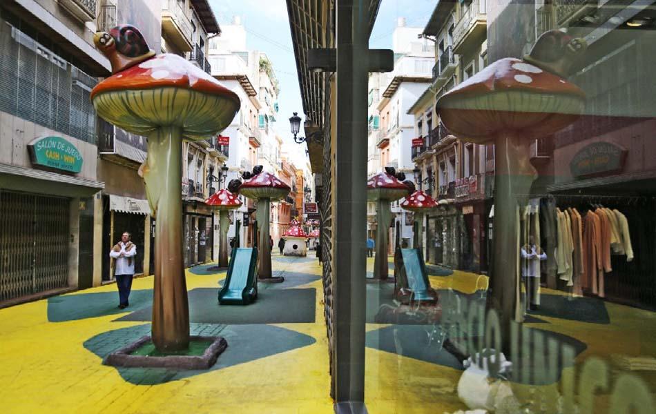 Alicante dará licencia expréss y gratuita para la venta de comida para llevar