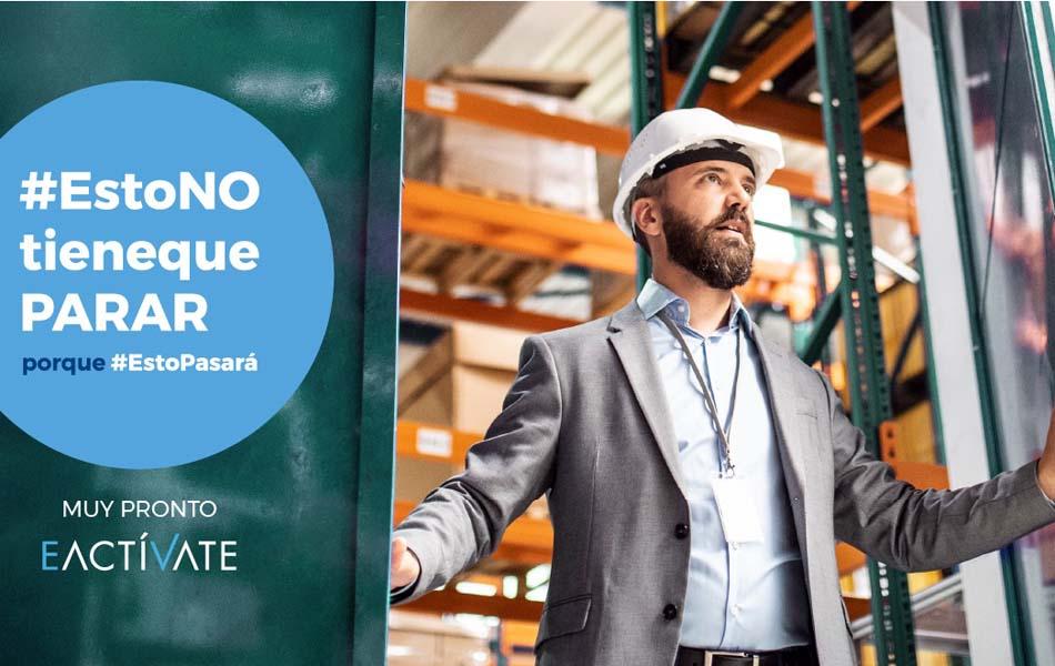 Empresas de #EstoNOtienequePARAR muestran cómo siguen adelante