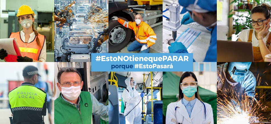 La iniciativa #EstoNOtienequePARAR evolucionará al movimiento E-Actívate