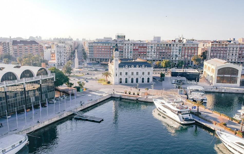 Ribó pide que el Gobierno asuma 60 millones de deuda por resolver de La Marina