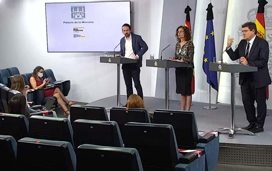 Imagen destacada El Ingreso Mínimo Vital fija un umbral de 462 euros y será compatible con los autonómicos