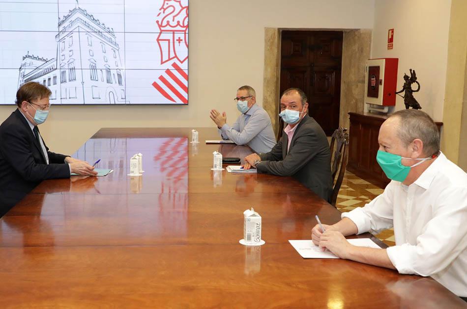 Imagen destacada Ascer se muestra partidaria de 'congelar' la mesa de diálogo social valenciana