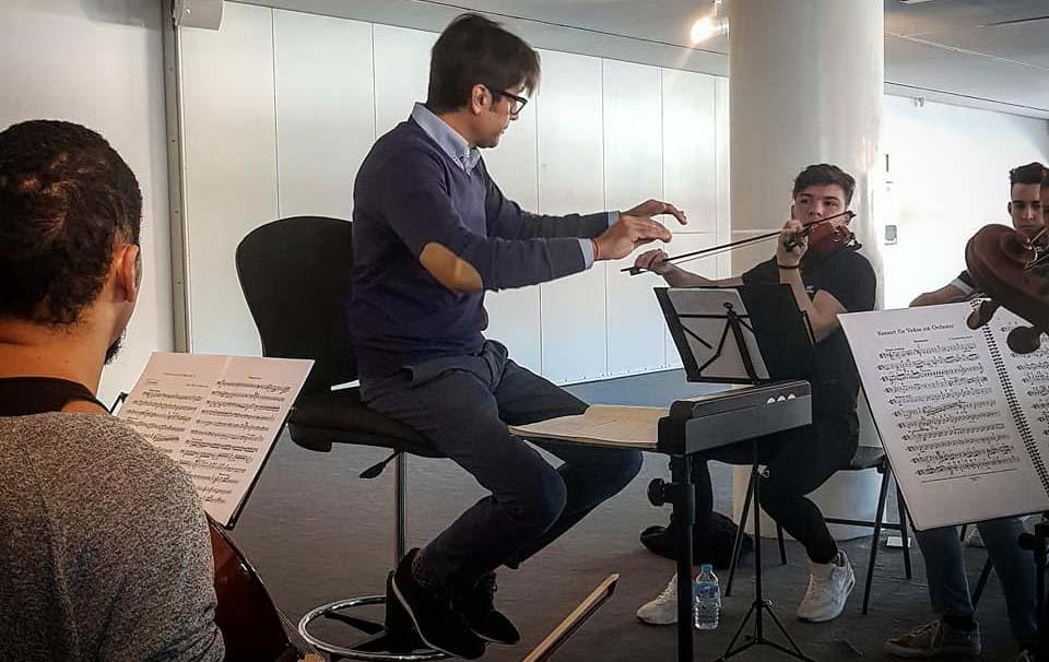 Imagen destacada La OJPA impartirá clases magistrales a más de 150 jóvenes talentos musicales