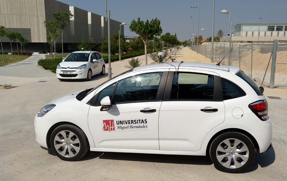 Imagen destacada La UMH diseñará las telecomunicaciones del futuro vehículo autónomo conectado
