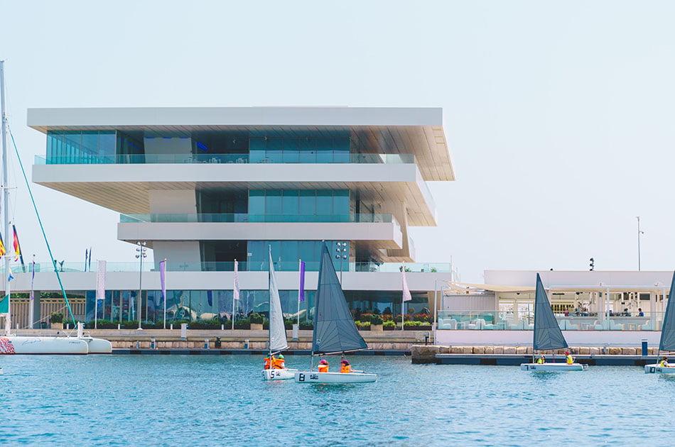 Edificio Veles i Vent en València