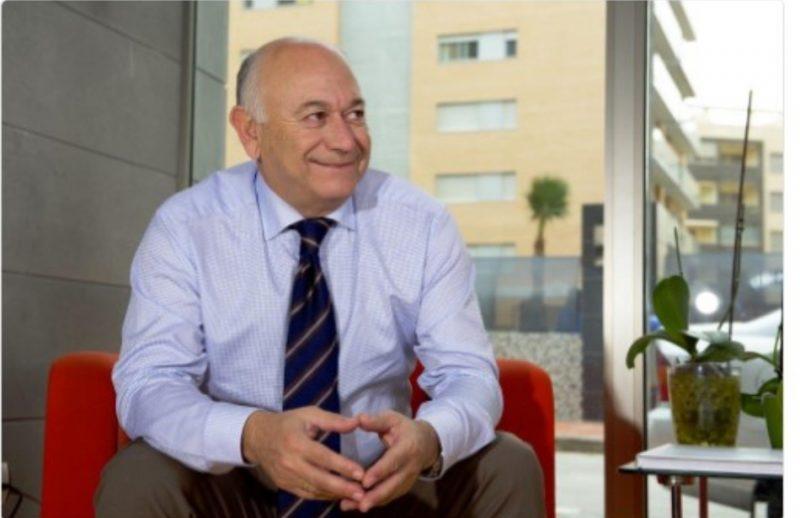 Antonio Fernández, presidente de los promotores Provía