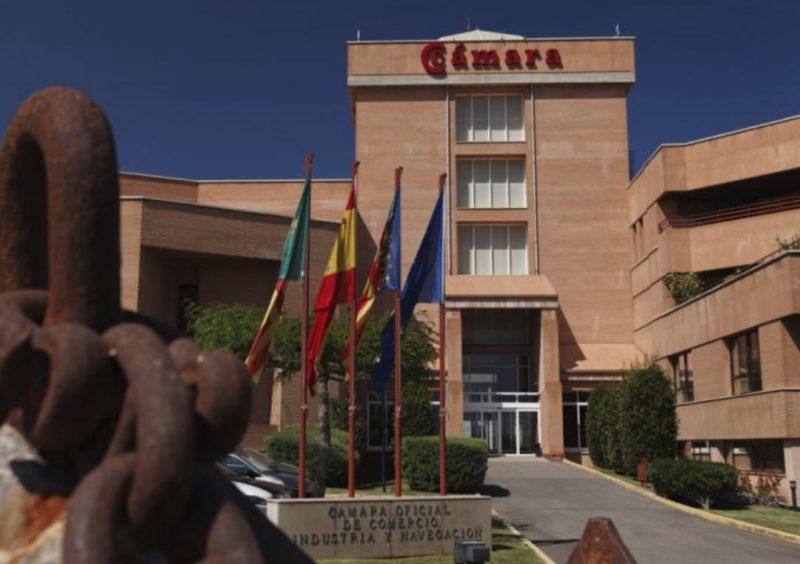 Sede de la Cámara de Comercio de Castellón