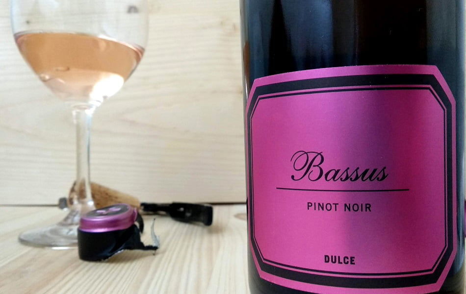Imagen destacada Bassus Dulce Pinot Noir 2019, diez añadas de referencia