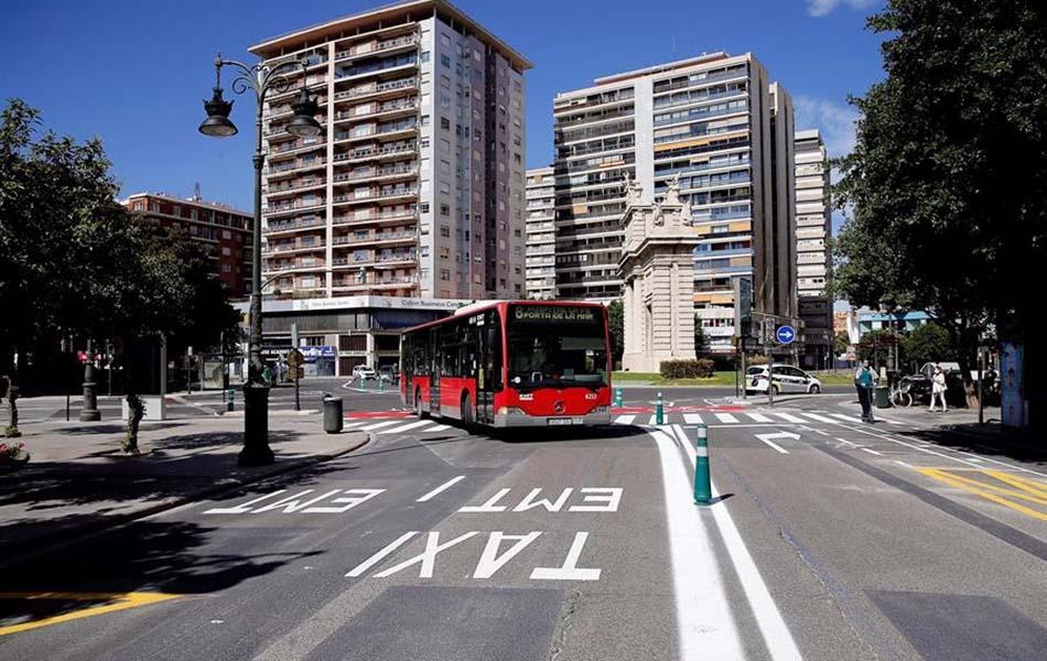 Imagen destacada El transporte urbano en autobús cae el 56,6 % en junio en C.Valenciana